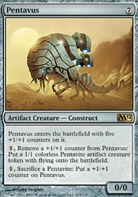 Pentavus - Magic 2012