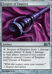 Scepter of Empires - Magic 2012