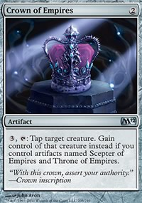 Crown of Empires - Magic 2012