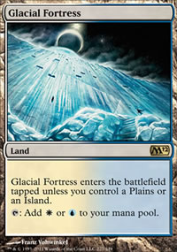 Glacial Fortress - Magic 2012