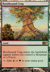 Rootbound Crag - Magic 2012