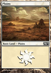 Plains 3 - Magic 2012