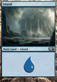 Island 2 - Magic 2012