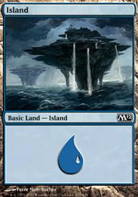 Island 4 - Magic 2012