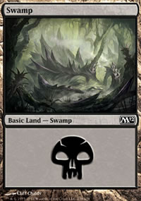 Swamp 1 - Magic 2012
