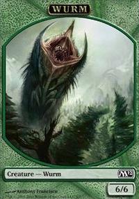 Wurm - Magic 2012