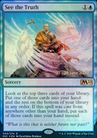 See the Truth - Prerelease Promos