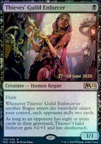 Thieves' Guild Enforcer - Prerelease Promos