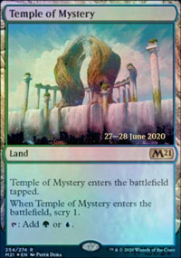 Temple of Mystery - Prerelease Promos