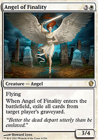 Angel of Finality - Commander 2013