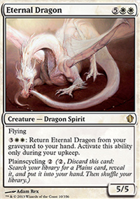 Eternal Dragon - Commander 2013