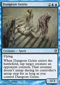 Dungeon Geists - Commander 2013