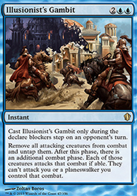 Illusionist's Gambit - Commander 2013