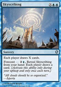 Skyscribing - Commander 2013