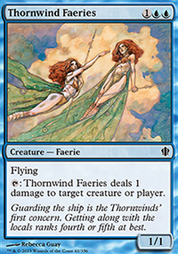 Thornwind Faeries - Commander 2013