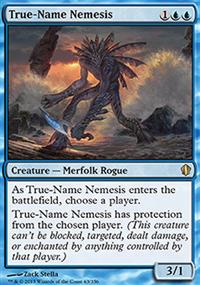 True-Name Nemesis - Commander 2013
