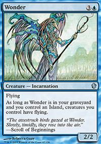 Wonder - Commander 2013