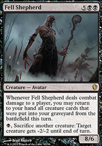 Fell Shepherd - Commander 2013