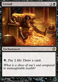 Greed - Commander 2013