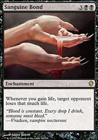 Sanguine Bond - Commander 2013