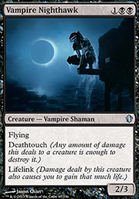 Vampire Nighthawk - Commander 2013