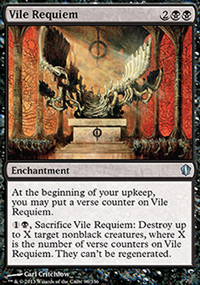 Vile Requiem - Commander 2013