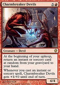 Charmbreaker Devils - Commander 2013