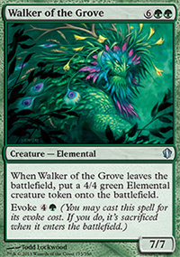 Walker of the Grove - Commander 2013