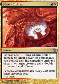 Boros Charm - Commander 2013