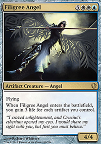 Filigree Angel - Commander 2013