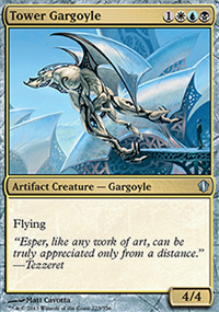 Tower Gargoyle - Commander 2013