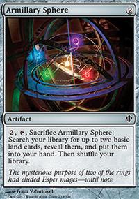 Armillary Sphere - Commander 2013