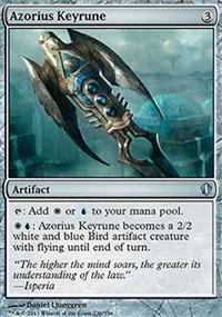 Azorius Keyrune - Commander 2013