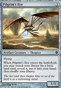 Pilgrim's Eye - Commander 2013