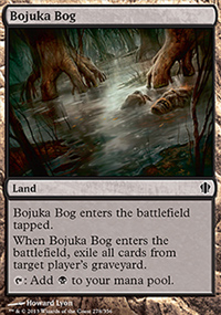 Bojuka Bog - Commander 2013