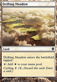Drifting Meadow - Commander 2013