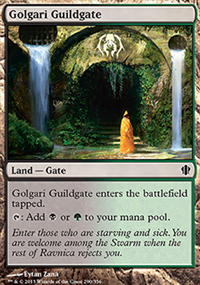 Golgari Guildgate - Commander 2013