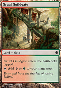 Gruul Guildgate - Commander 2013