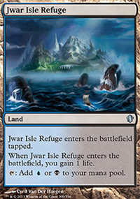 Jwar Isle Refuge - Commander 2013