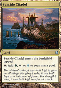 Seaside Citadel - Commander 2013