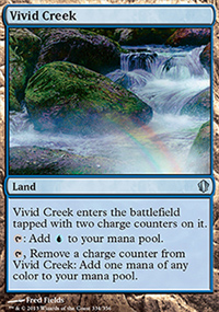 Vivid Creek - Commander 2013