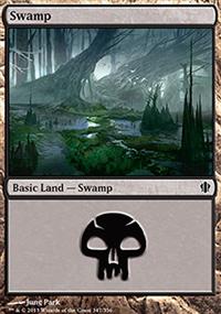 Swamp - Commander 2013