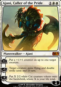 Ajani, Caller of the Pride - Magic 2013