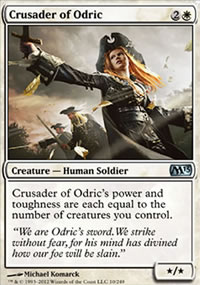 Crusader of Odric - Magic 2013