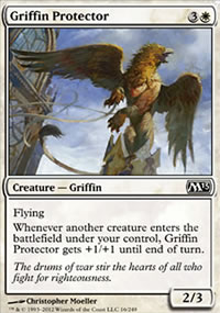 Griffin Protector - Magic 2013