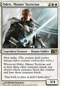 Odric, Master Tactician - Magic 2013