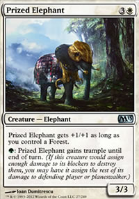 Prized Elephant - Magic 2013