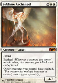 Sublime Archangel - Magic 2013