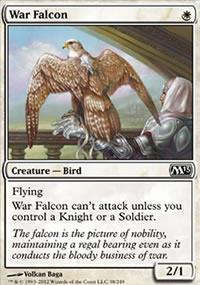 War Falcon - Magic 2013