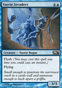 Faerie Invaders - Magic 2013